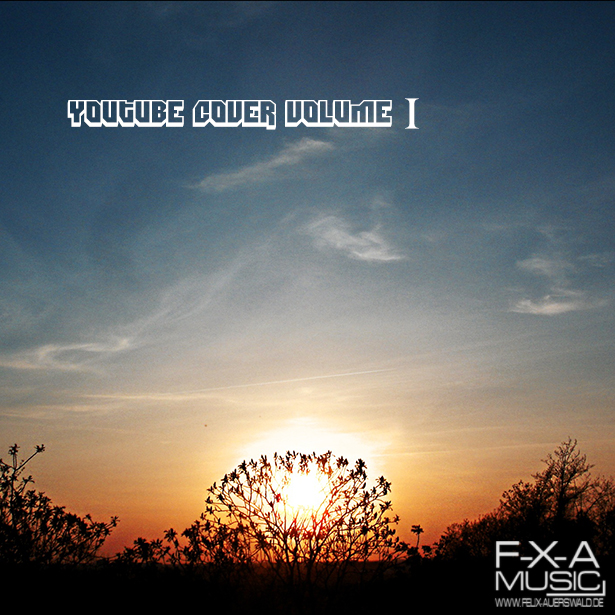 Album cover - Youtube Cover Volume 1